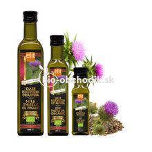 100% milk thistle (Silybum marianum) oil 100ml Maraska