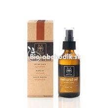 Almond oil in glass 100ml APIVITA