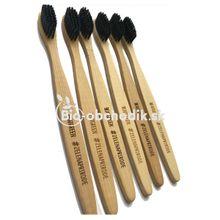 Bambusová zubná kefka pre dospelých MEDIUM