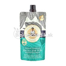 "Body mask ""Black peat"" 100ml ""SPA GRANDMA AGAFIA"""