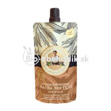 "Body mask ""Warming"" 100ml ""SPA GRANDMA AGAFIA"""
