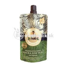 "Honey sauna mask for body 100ml ""SPA GRANDMA AGAFIA"""