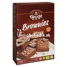 Gluten-free cake mix BROWNIES Bauckhof 400g