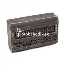 Bio soap Shea butter - Black olive 125g