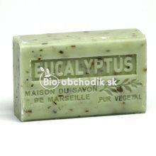 Bio soap Shea butter - Gum tree (Eucalyptus) 125g