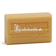 Bio soap Shea butter - Grapefruit (Citrus paradisi) 125g