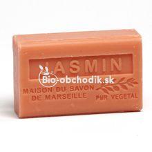 Bio soap Shea butter - Jasmine (Jasminum) 125g
