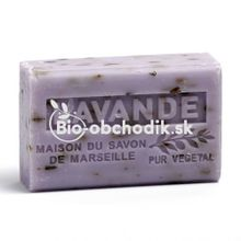 Bio soap Shea butter - Lavender (Lavandula) 125g
