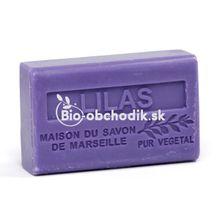 Bio Soap with shea butter - lilac (Syringa) 125g