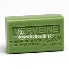 Bio soap Shea butter - Vervain (Verbena) 125g