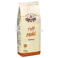 Bio whole grain teff flour 400g Bauckhof