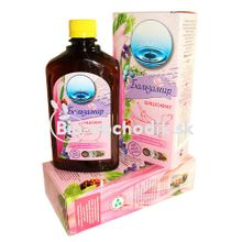 Bischofite for bath with fir (Abies) 500ml