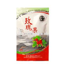 Chinese green tea with rose hips 100g Black dragon