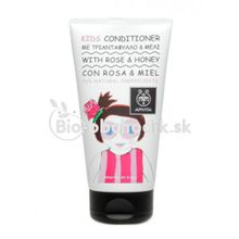 Baby hair conditioner Rose (Rosa) & Honey Apivita 150ml