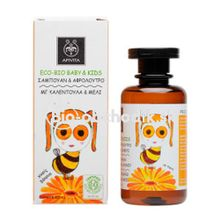 Shampoo & Shower gel 2in1 Marigold (Calendula) & Honey Apivita 200ml