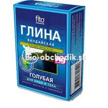 FITOCOSMETIC Blue Valdai clay 100g