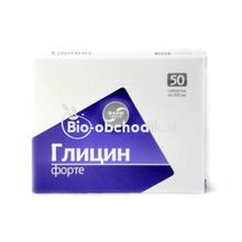 Glycine forte for the nervous system 50tbl.