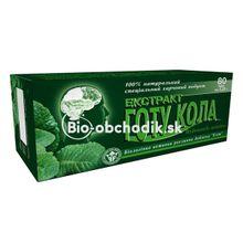 GOTU KOLA with vitamin C - nutrition for brain
