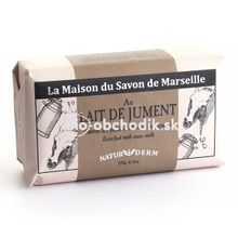 MARSEILLE Soap NATURIDERM - Mare milk 125g