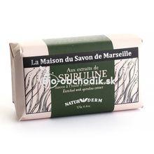MARSEILLE Soap NATURIDERM - Spirulina 125g