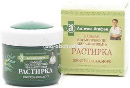 Agafia´s first-aid kit - Balm during cold 75ml