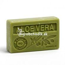 Soap BIO argan oil - Aloe vera 100g
