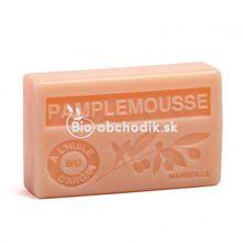 Soap BIO argan oil - Grapefruit (Citrus paradisi) 100g