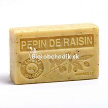 Soap BIO argan oil - Grape seeds 100g