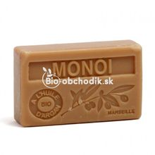 Soap BIO argan oil - Coconut oil Monoi 100g