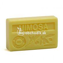 "Soap BIO argan oil ""Mimosa"" 100g"