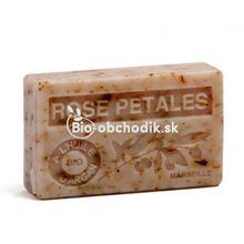 Soap BIO argan oil - Rose petals 100g