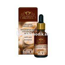 P.O. 100% Organic argan oil (Morocco) 30ml