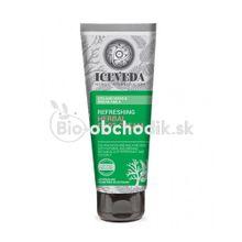 Refreshing herbal foot cream 75ml ICEVEDA