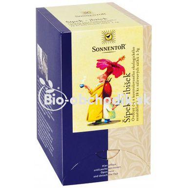 Rose hip - hibiscus tea bags BIO 54g Sonnentor