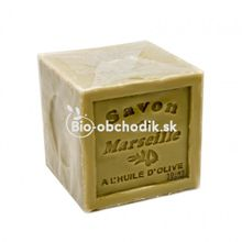 Traditional natural soap cube - olive oil 300g