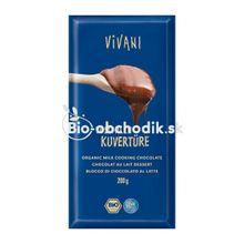 Cooking chocolate milk Vivani 200g