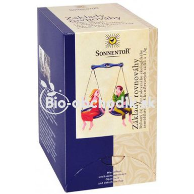 Balance basics, tea bags BIO 27g Sonnentor